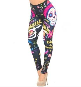 Day of the Dead Plus Size One Size👻